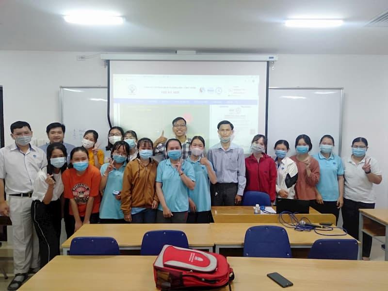 khóa học đào tạo quan trắc môi trường