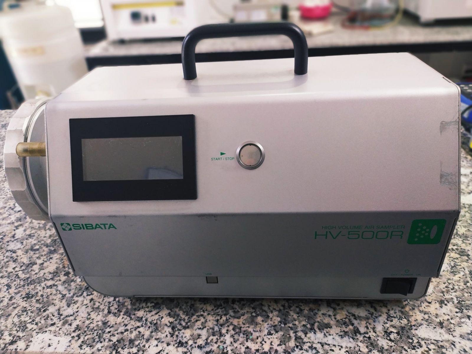 máy đo bụi không khí