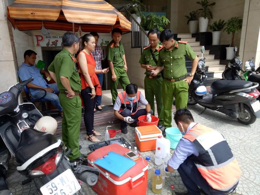 Công Ty Thế Kỷ Mới hợp tác với Phòng cảnh sát Môi trường - Công an TP. Hồ Chí Minh
